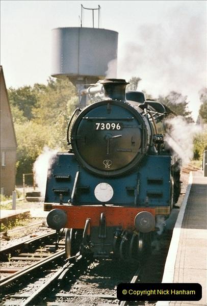 2004-09-08 The Mid Hants Railway.  (13)073