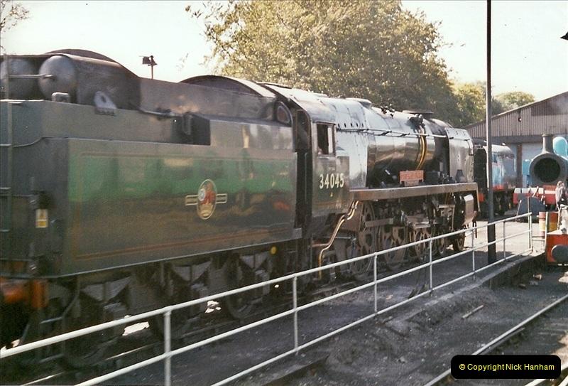 2004-09-08 The Mid Hants Railway.  (16)076