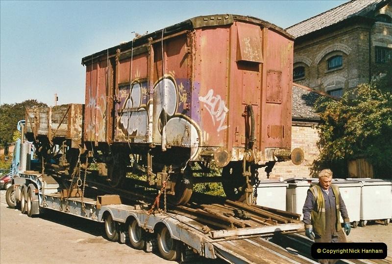 2004-09-08 The Mid Hants Railway.  (2)062