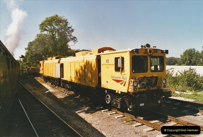 2004-09-08 The Mid Hants Railway.  (22)082