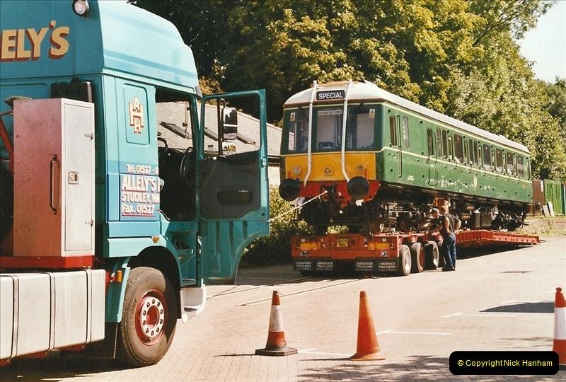 2004-09-08 The Mid Hants Railway.  (23)083