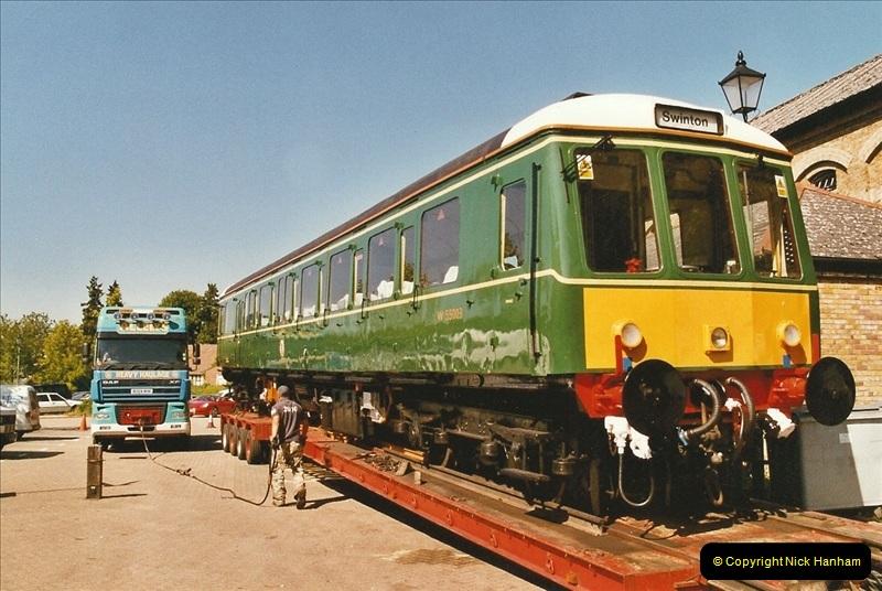 2004-09-08 The Mid Hants Railway.  (25)085