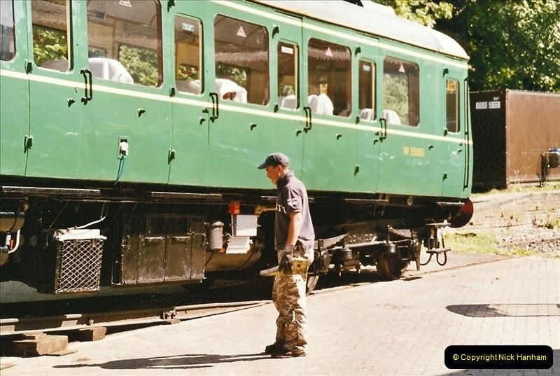 2004-09-08 The Mid Hants Railway.  (26)086