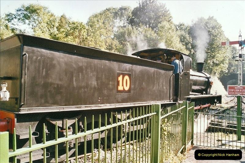 2004-09-08 The Mid Hants Railway.  (3)063