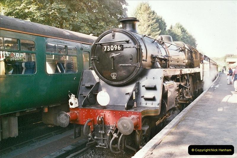 2004-09-08 The Mid Hants Railway.  (4)064