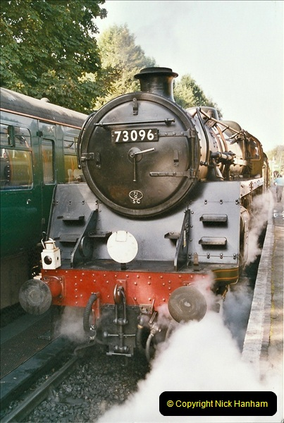 2004-09-08 The Mid Hants Railway.  (5)065