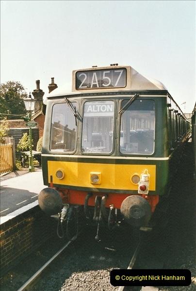 2004-09-08 The Mid Hants Railway.  (7)067