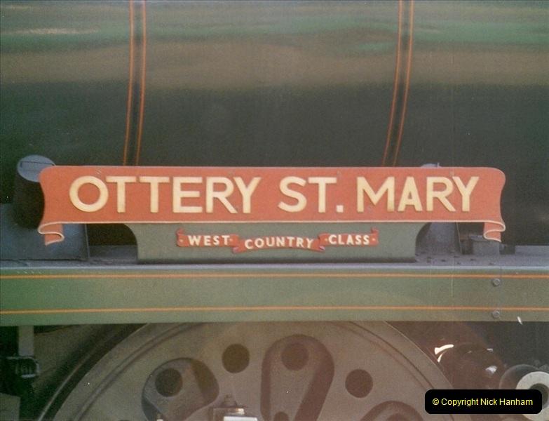 2004-09-08 The Mid Hants Railway.  (9)069