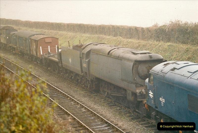 2004-12-13 Ropley Mid Hants Railway.  (15)101
