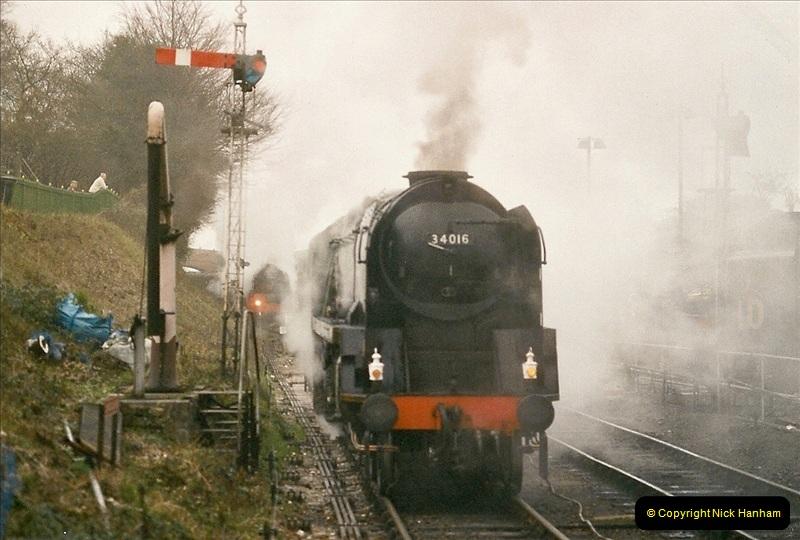 2004-12-13 Ropley Mid Hants Railway.  (2)088