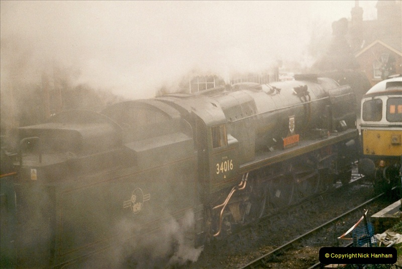 2004-12-13 Ropley Mid Hants Railway.  (4)090