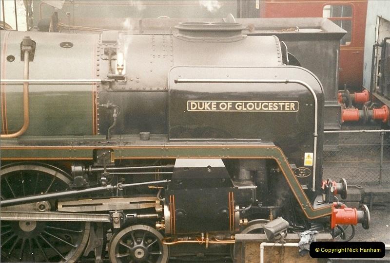 2004-12-13 Ropley Mid Hants Railway.  (6)092