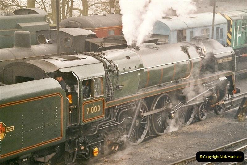 2004-12-13 Ropley Mid Hants Railway.  (7)093