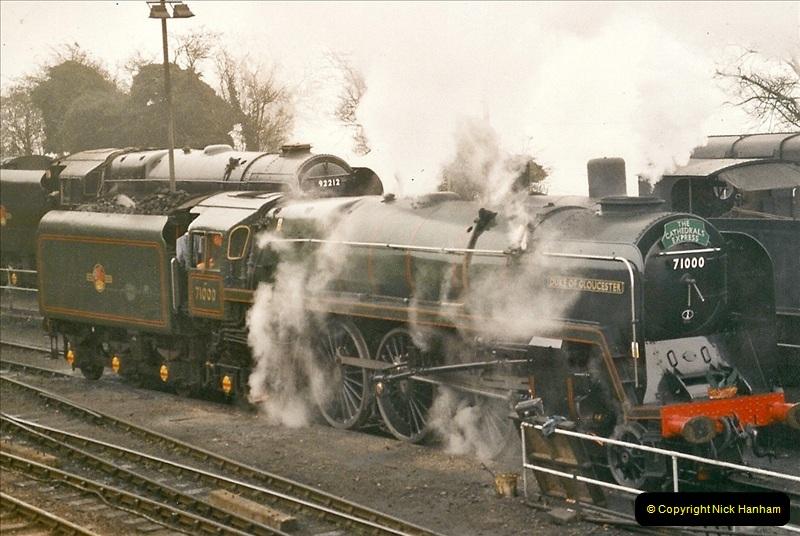 2004-12-13 Ropley Mid Hants Railway.  (9)095