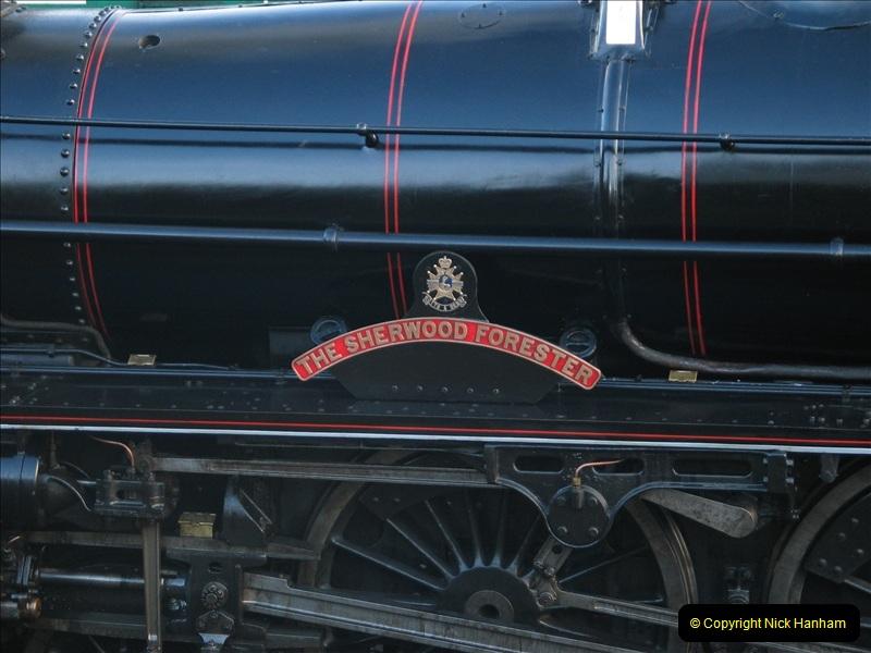 2005-12-14 Mid Hants Railway @ Ropley, Hampshire.  (3)104