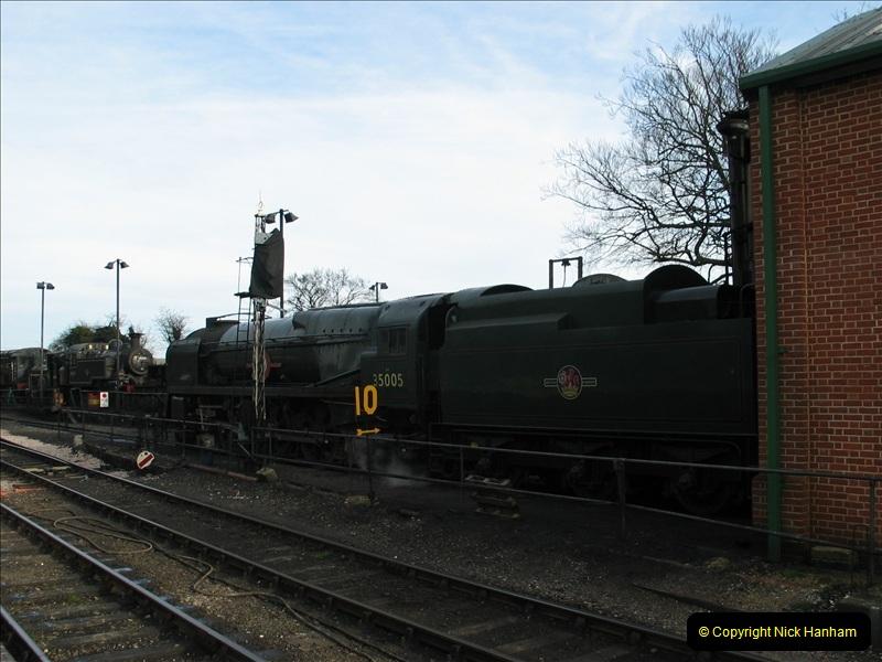 2007-02-15 The Mid Hants Railway, Ropley, Hampshire.  (10)132
