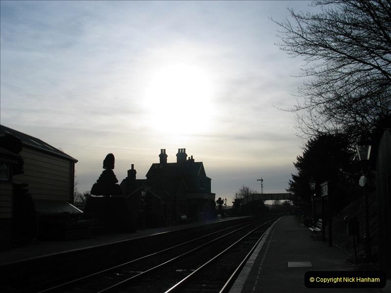 2007-02-15 The Mid Hants Railway, Ropley, Hampshire.  (12)134