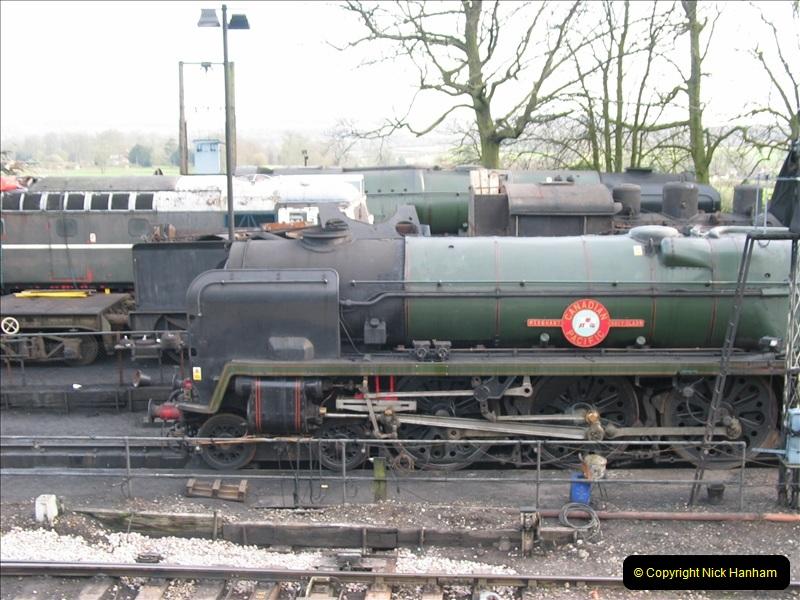 2007-02-15 The Mid Hants Railway, Ropley, Hampshire.  (14)136