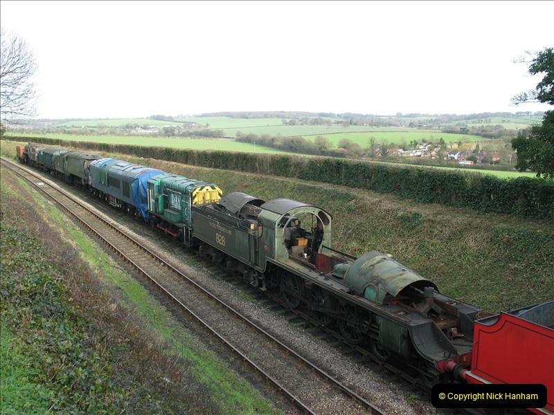 2007-02-15 The Mid Hants Railway, Ropley, Hampshire.  (16)138