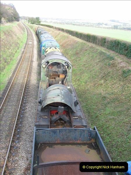 2007-02-15 The Mid Hants Railway, Ropley, Hampshire.  (18)140