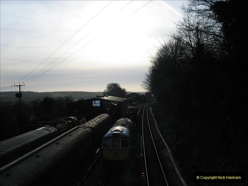 2007-02-15 The Mid Hants Railway, Ropley, Hampshire.  (19)141