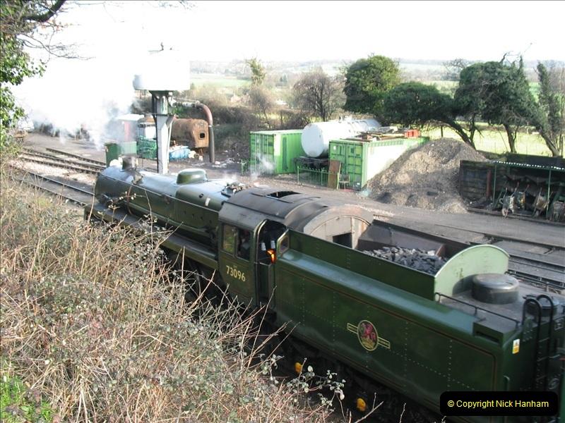 2007-02-15 The Mid Hants Railway, Ropley, Hampshire.  (3)125