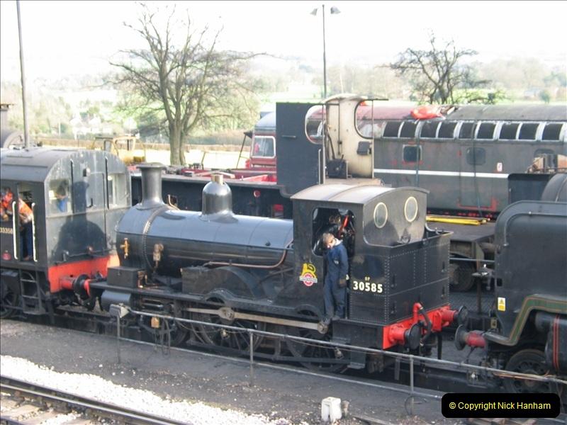 2007-02-15 The Mid Hants Railway, Ropley, Hampshire.  (6)128