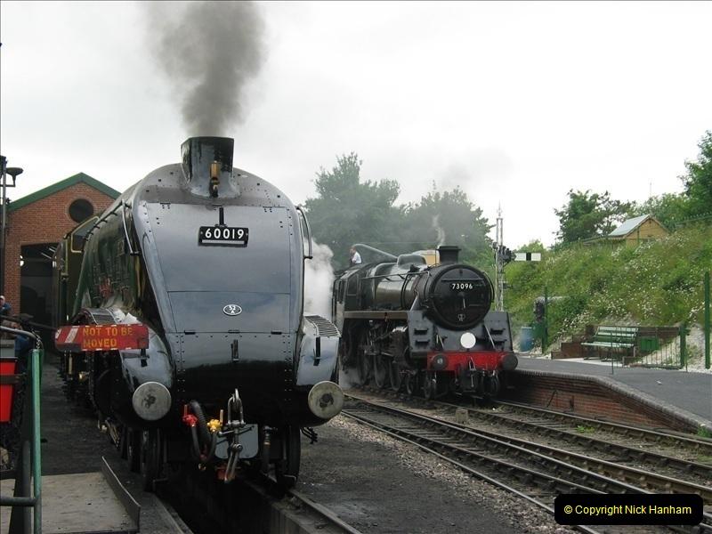 2007-06-07 @ The Mid Hants. Railway.  (11)152
