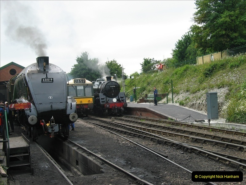 2007-06-07 @ The Mid Hants. Railway.  (16)157