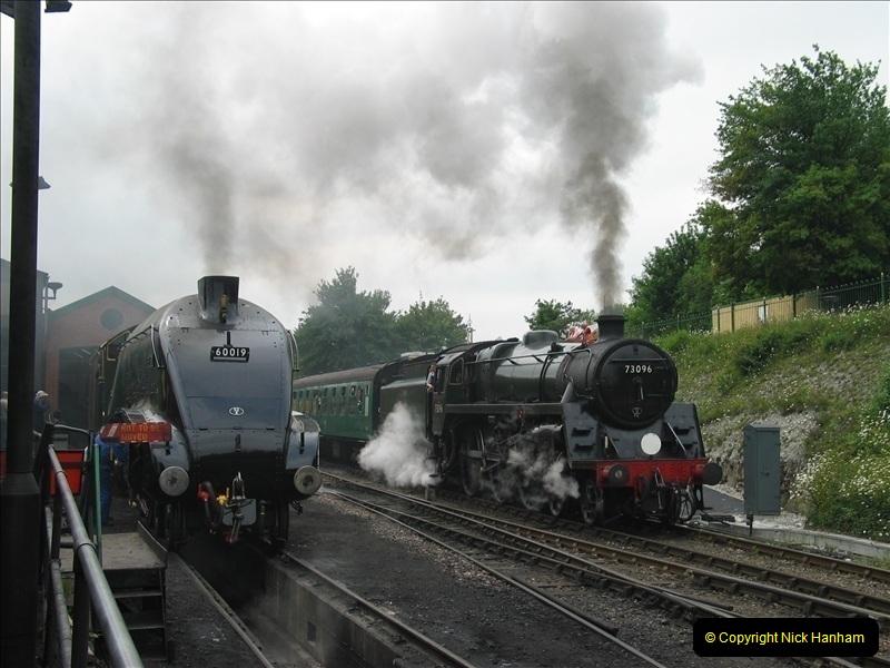 2007-06-07 @ The Mid Hants. Railway.  (18)159