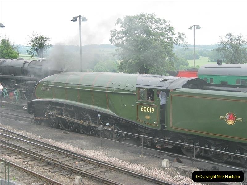 2007-06-07 @ The Mid Hants. Railway.  (23)164