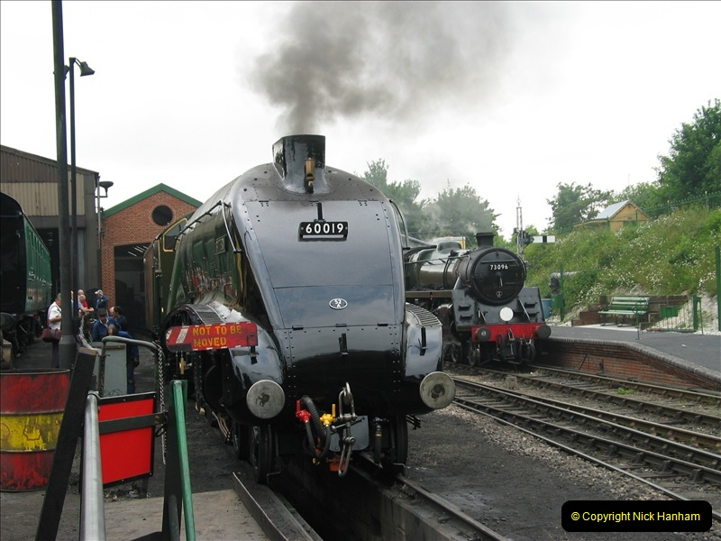 2007-06-07 The Mid Hants Railway, Ropley, Hampshire.  (10)178