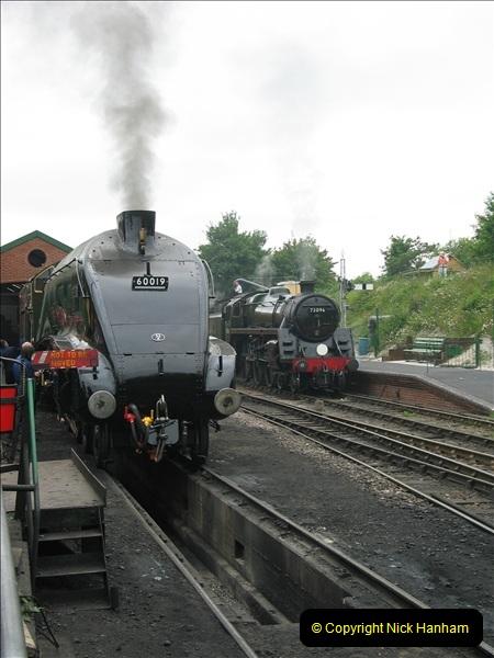 2007-06-07 The Mid Hants Railway, Ropley, Hampshire.  (14)182