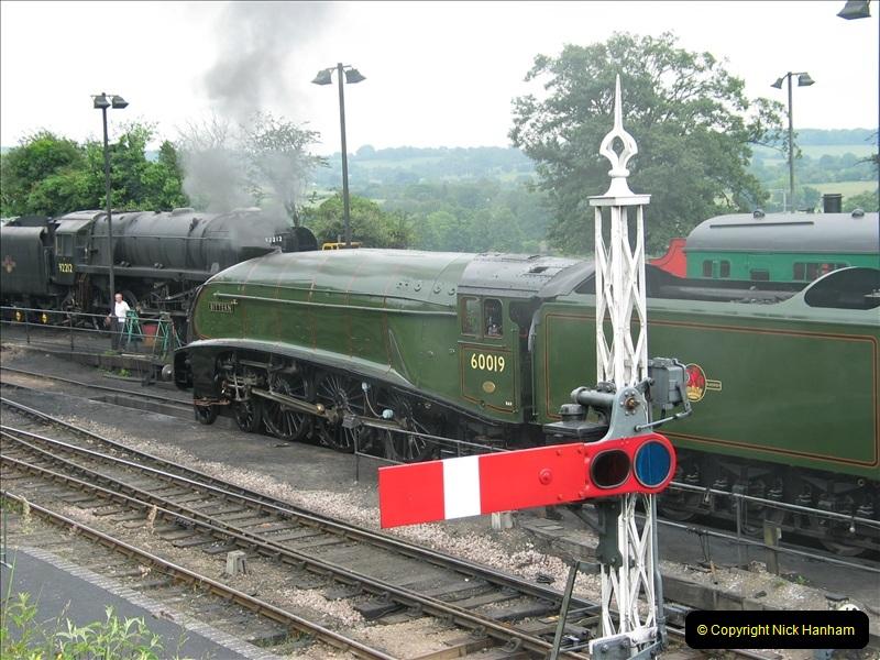 2007-06-07 The Mid Hants Railway, Ropley, Hampshire.  (20)188