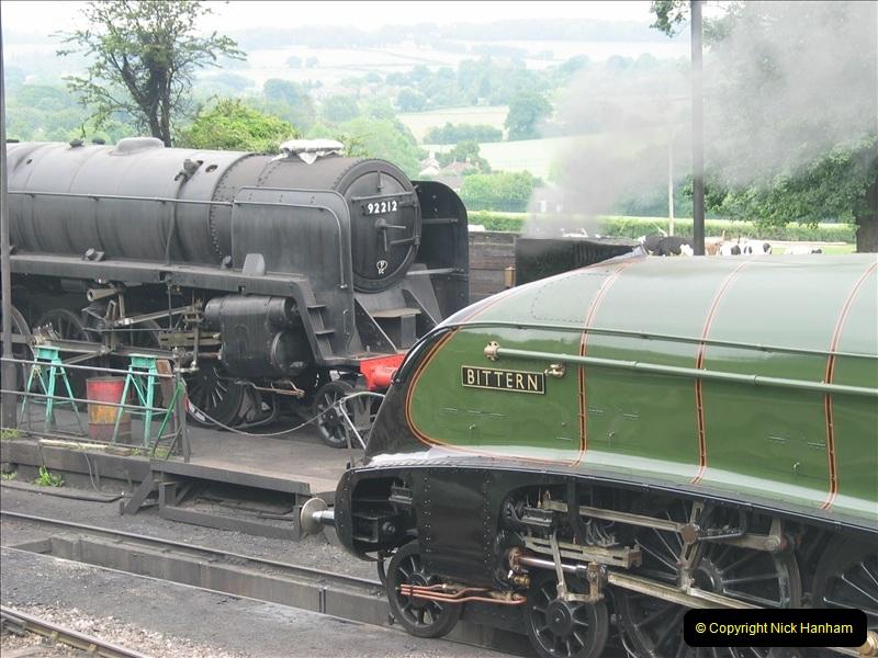 2007-06-07 The Mid Hants Railway, Ropley, Hampshire.  (24)192
