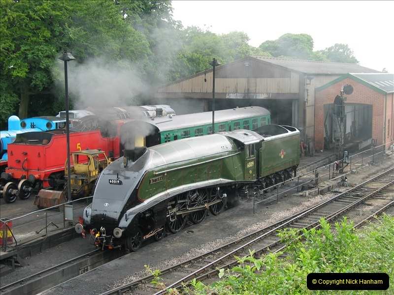 2007-06-07 The Mid Hants Railway, Ropley, Hampshire.  (26)194