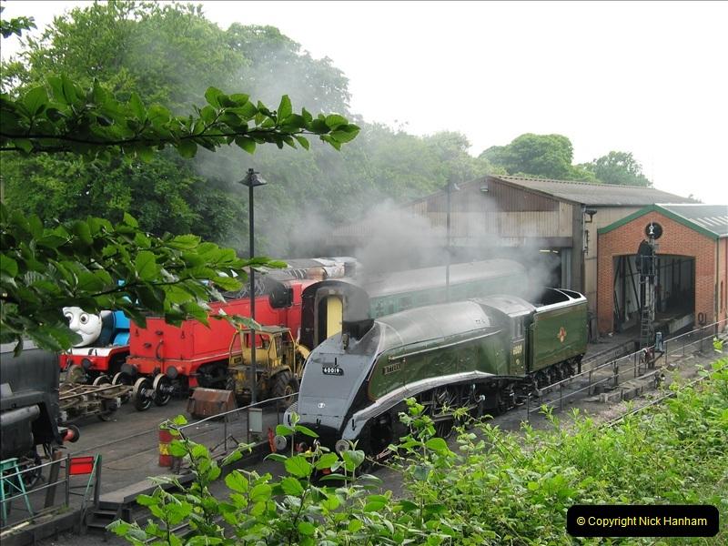 2007-06-07 The Mid Hants Railway, Ropley, Hampshire.  (27)195