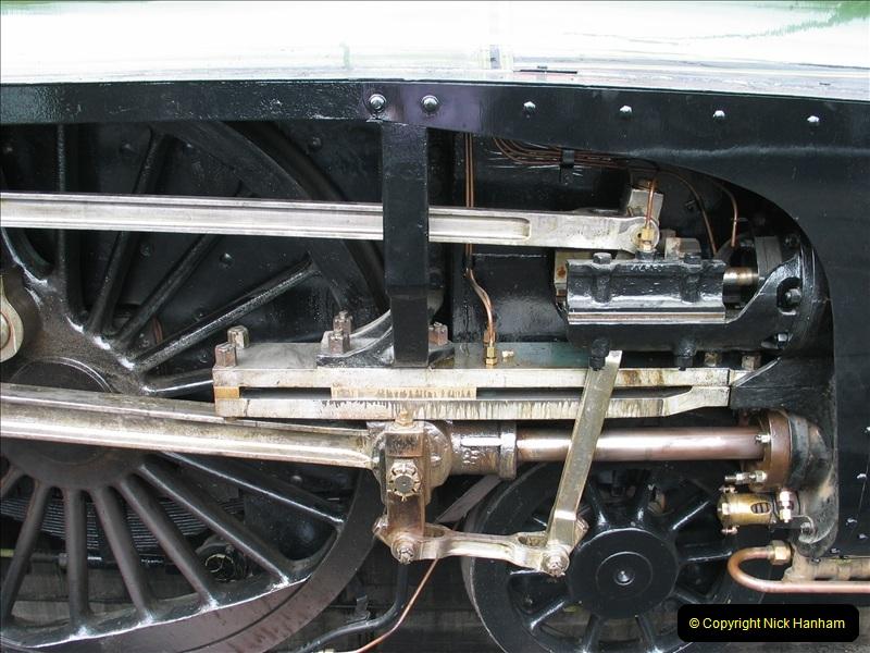 2007-06-07 The Mid Hants Railway, Ropley, Hampshire.  (5)173