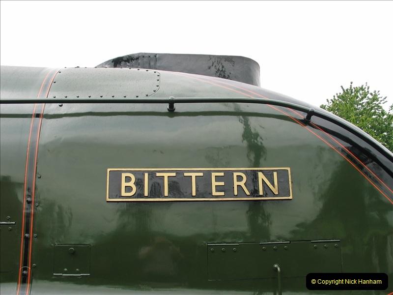 2007-06-07 The Mid Hants Railway, Ropley, Hampshire.  (6)174