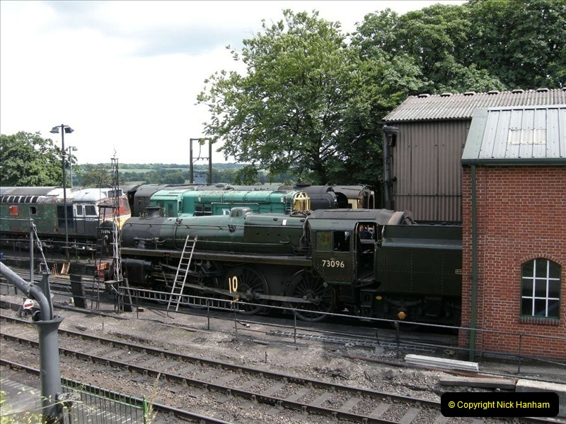 2008-06-11 Mid Hants Railway.  (3)198