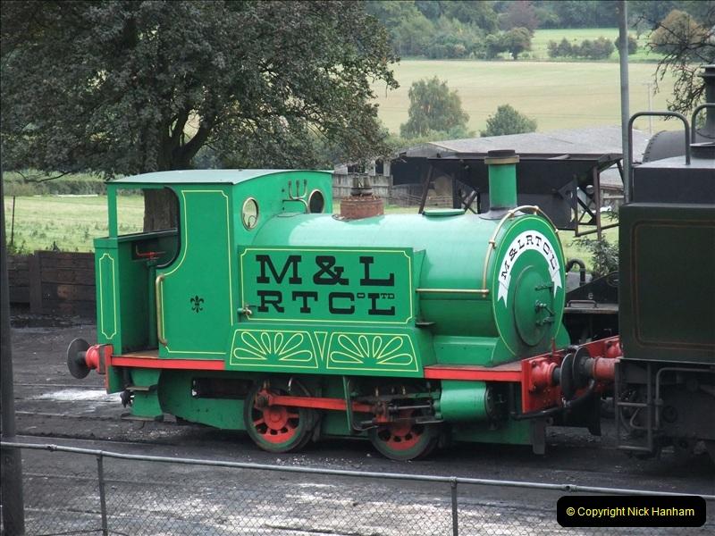 2009-09-30 Mid Hants. Railway.  (19)238