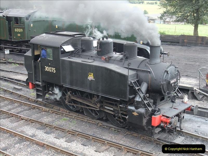 2009-09-30 Mid Hants. Railway.  (20)239