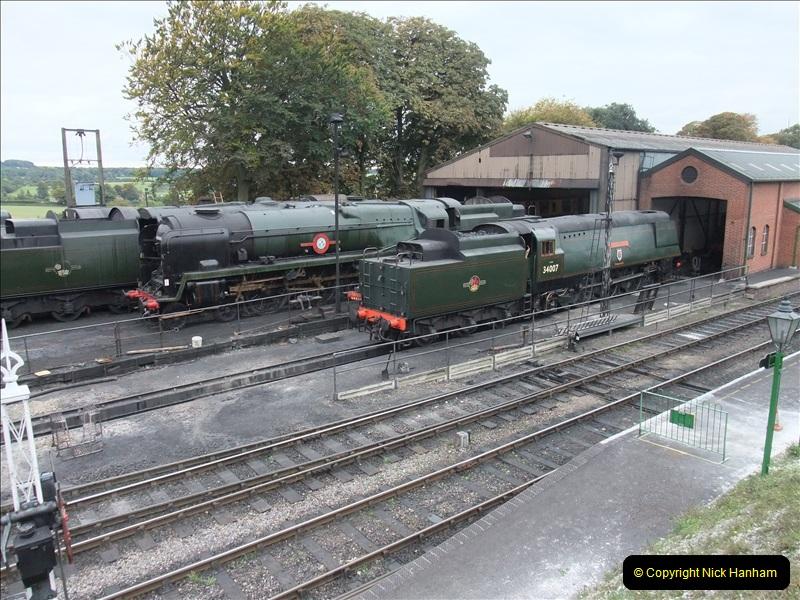 2009-09-30 Mid Hants. Railway.  (2)221