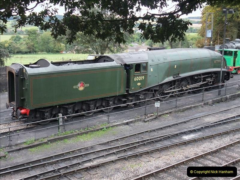 2009-09-30 Mid Hants. Railway.  (27)246