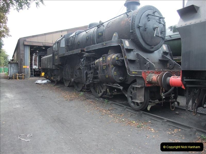 2009-09-30 Mid Hants. Railway.  (4)223