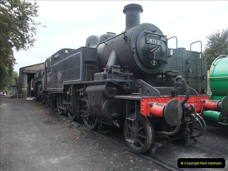 2009-09-30 Mid Hants. Railway.  (5)224