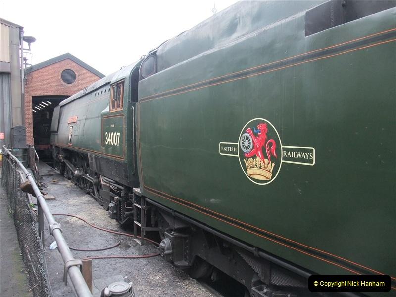 2009-09-30 Mid Hants. Railway.  (8)227