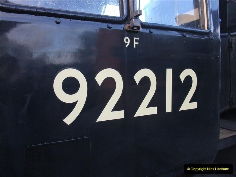 2009-11-30 Mid Hants Railway.  (11)257