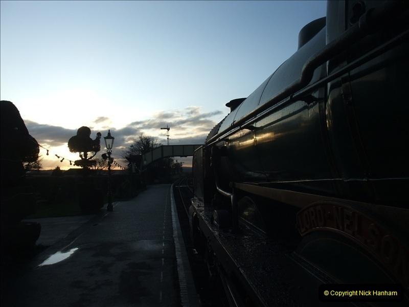 2009-11-30 Mid Hants Railway.  (20)266
