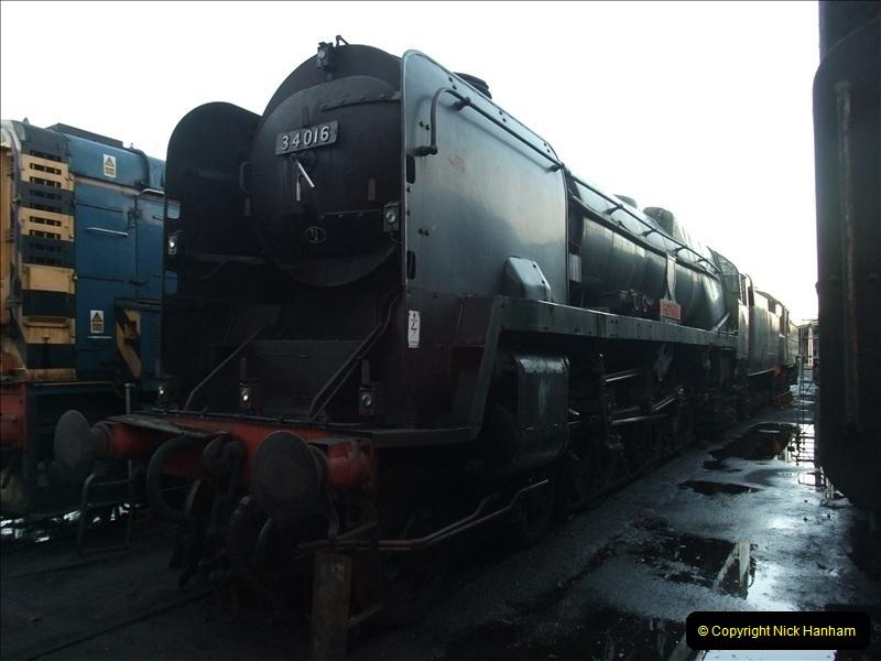 2009-11-30 Mid Hants Railway.  (22)268